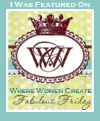 Featured on Where Women Create